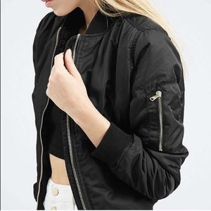 topshop bomber US6